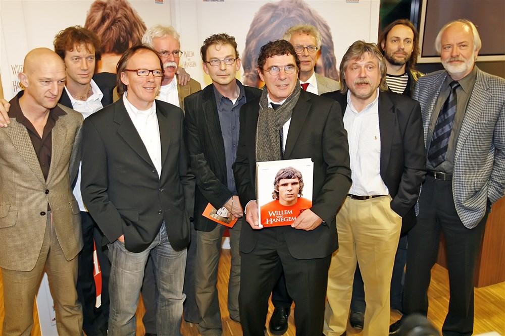 Johan Derksen met Willem van Hanegem