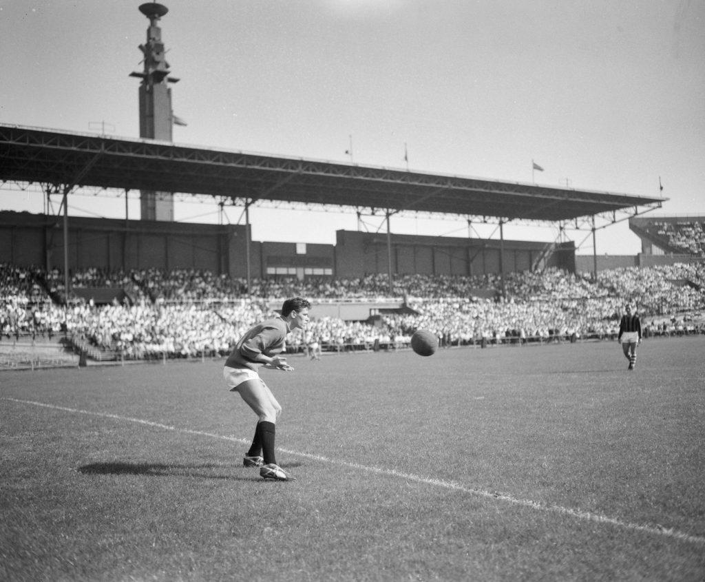 DWS - Feyenoord (1961)