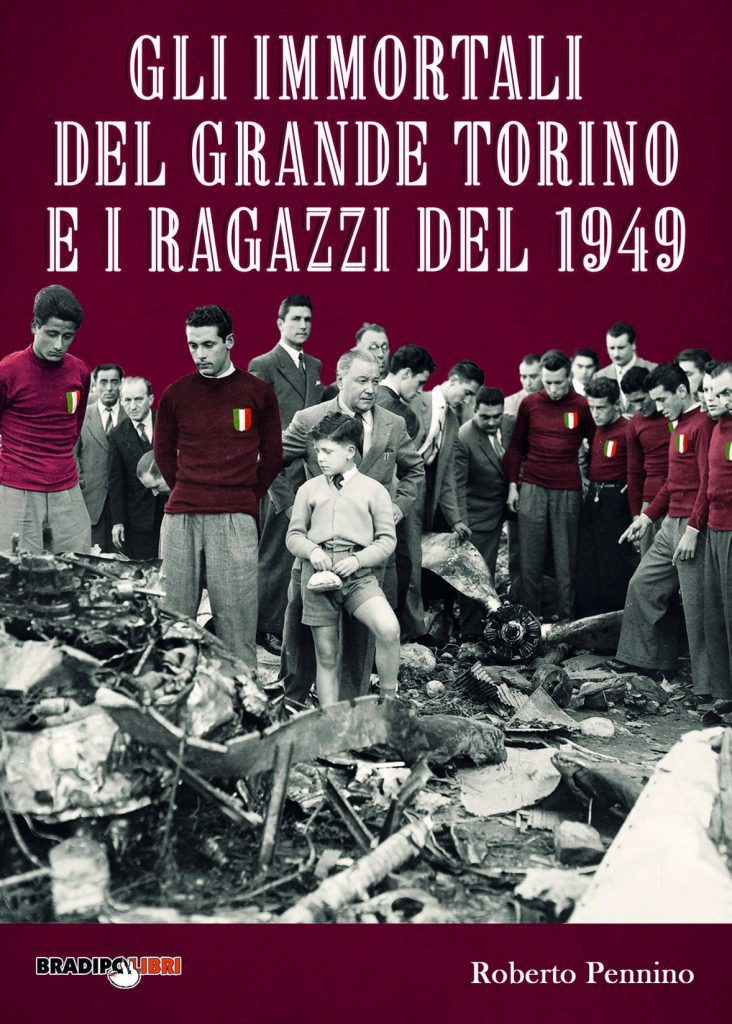 De Italiaanse cover van Ontsterfelijk Torino